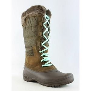 The North Face Shellista Tall Snow Boot Size 8 1/2